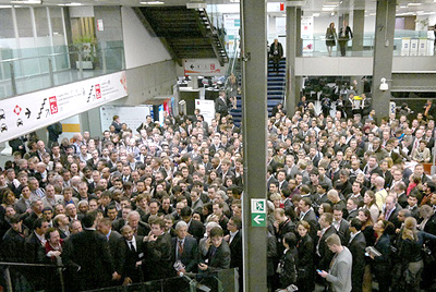 Picture taken at MWC 2011